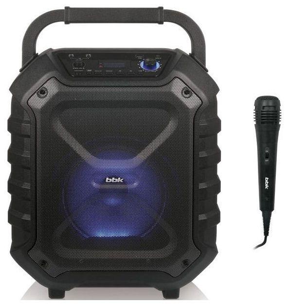 Музыкальная система BBK BTA8001 Чёрная