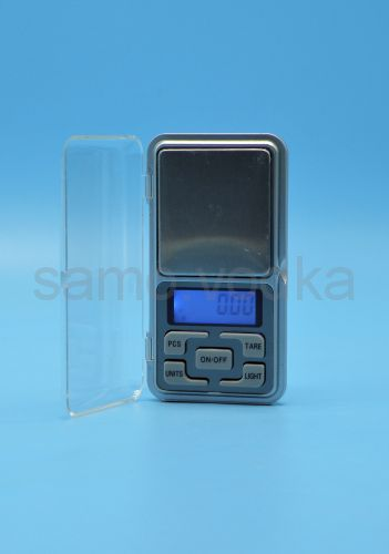 Портативные мини весы 0,01-200 гр.