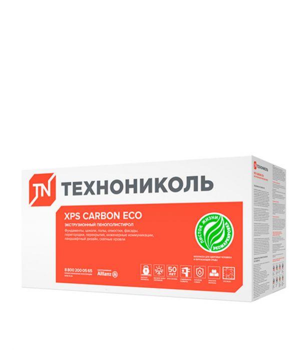 Экструдированный пенополистирол Технониколь Carbon Eco Г4 50х580х1180 мм