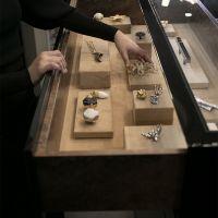 Мебельная ручка PullCast Octo LE4009 витрина 1