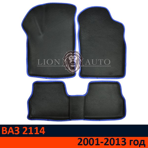EVA коврики 3D на ВАЗ 2114 (2001-2013г)
