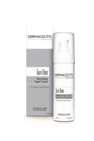Стимулирующий ночной крем Turn Over Dermaceutic (Дермасьютик) 40 мл