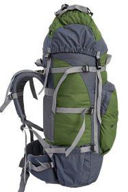 Рюкзак туристический Mobula ARK 100 Хаки