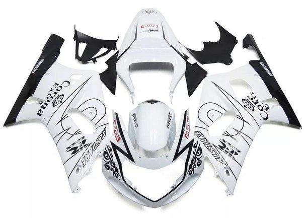 SUZUKI GSX-R 600/750 2000-2003 Комплект пластика