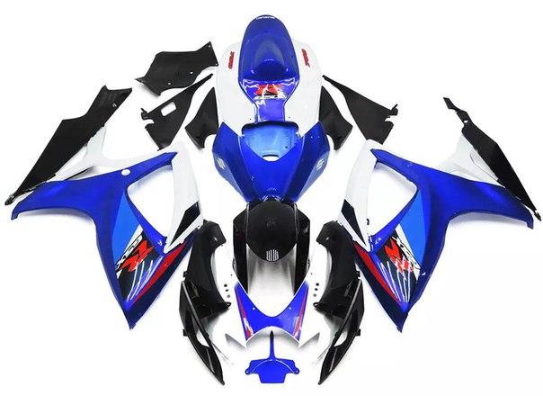 SUZUKI GSX-R 600/750 2006-2007 Комплект пластика