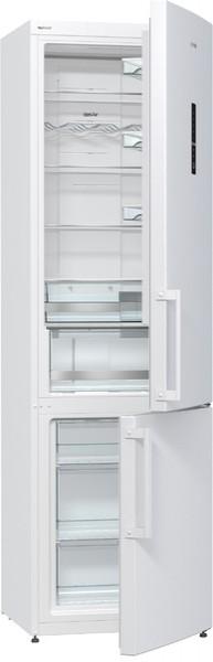 Двухкамерный холодильник Gorenje NRK 6201 MW