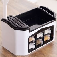 Стеллаж для кухонной утвари и специй JM-603 (10)