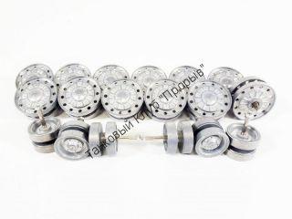 Металлические колеса для КВ-1 (ранние)