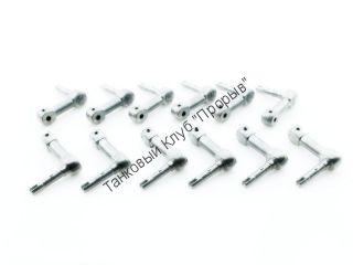 Рычаги опорных катков КВ-1 Taigen (под торсионы)