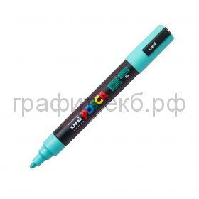 Маркер декоративный UNI POSKA 1,8-2,5мм морская волна цветP6 PC-5M