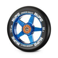 Колесо HIPE H09 110мм синий/черный