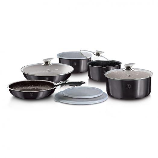 BH-6910 Carbon Pro Edition Набор посуды 12 пр.