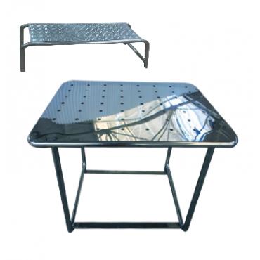 Стол и подставка для мойки машин