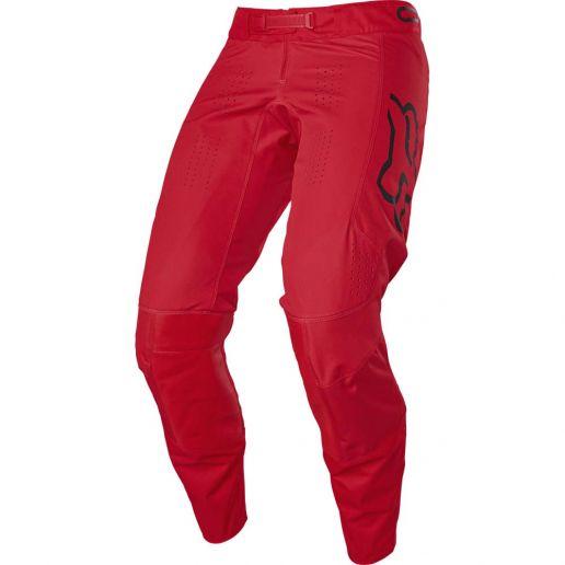 Fox 2021 360 Speyer Flame Red штаны для мотокросса