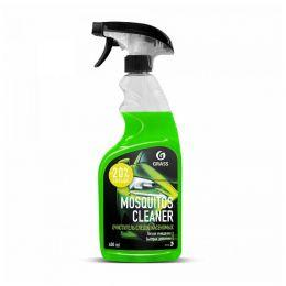Средство для удаления следов насекомых Grass Mosquitos Cleaner 500мл цена, купить в Челябинске/Автохимия и автокосметика