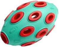 HomePet SILVER SERIES Игрушка д/собак Мяч Регби каучук