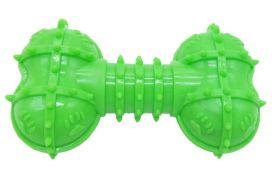 HomePet Игрушка д/собак Кость с шипами Dental TPR
