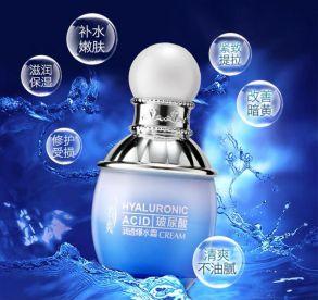 Крем для лица с гиалуроновой кислотой Hyaluronic Acid Burst Water Cream 60гр