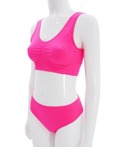 Комплект нижнего белья для женщин бесшовный Singwear 42-46 Sw13048