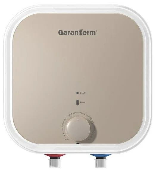 Накопительный электрический водонагреватель Garanterm Plus 15 O