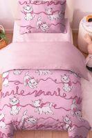 Бязь 1.5 спальный [в ассортименте] Павлинка Кошка Мари постельное белье