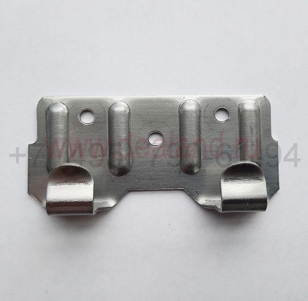 Кляммер для КГ 10 мм стартовый нерж. (AISI 430 1,2 мм)
