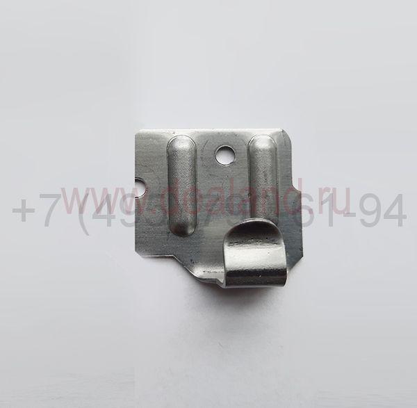 Кляммер для КГ 10 мм 1/2 стартового нерж. (AISI 430 1,2 мм)
