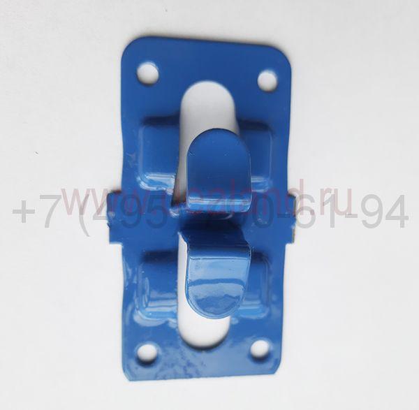 Кляммер для керамогранита 10 мм угловой нерж. (AISI 430 1,2 мм)