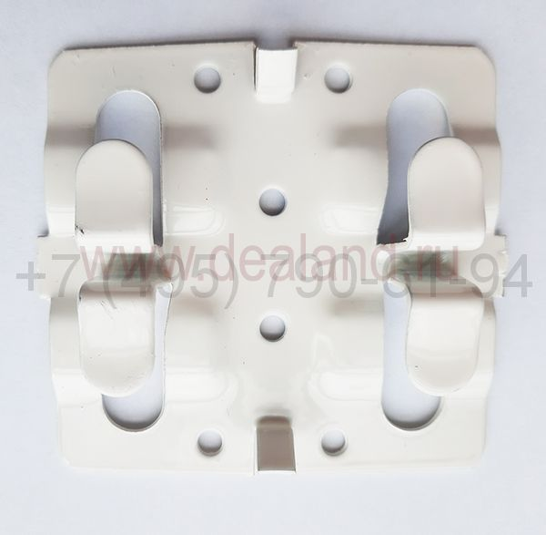Кляммер для КГ 11,5 мм рядовой нерж. (AISI 430 1,2 мм)
