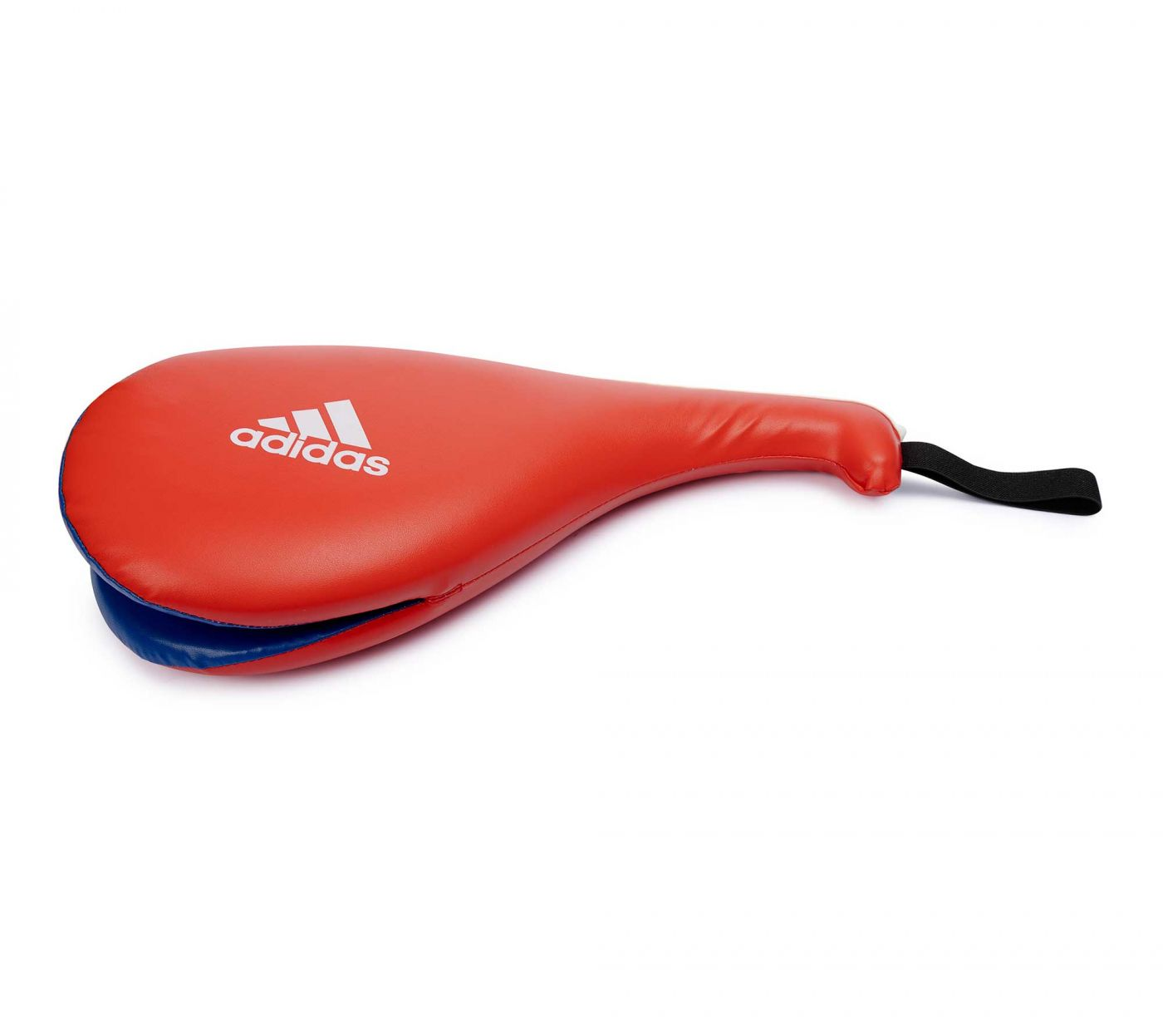 Ракетка Тэквон-до Adidas двойная Maya Double Target Mitt красно-синяя размер L, артикул adiTDT03