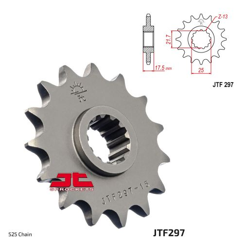 Звезда ведущая JTF297.15