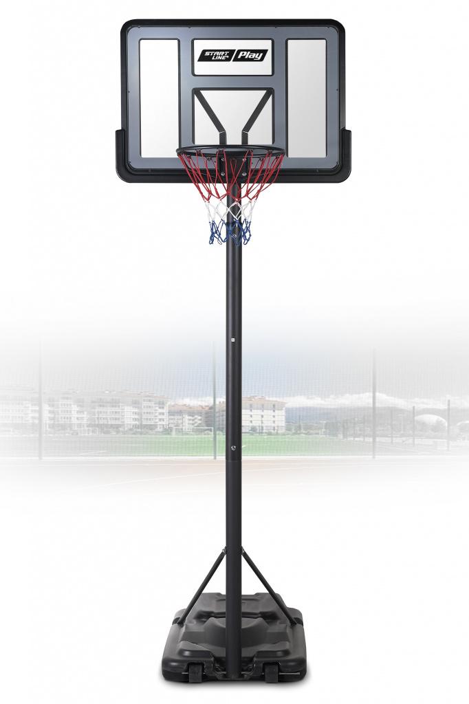 Баскетбольная стойка SLP Standart 021AB