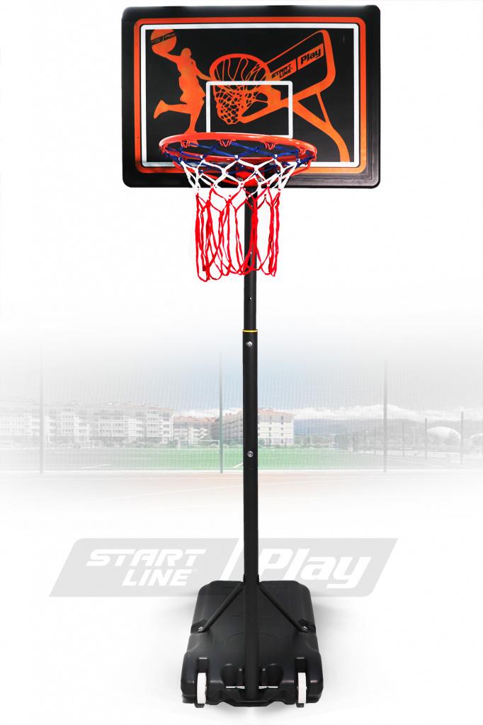Баскетбольная стойка SLP Junior 018FB