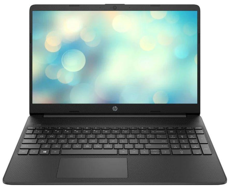 Ноутбук HP 15s-eq1217ur Чёрный (22Q44EA)
