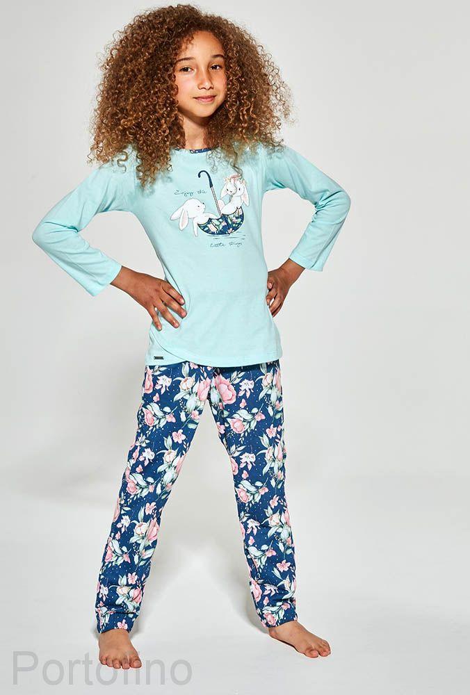 031-140 Пижама для девочек Cornette