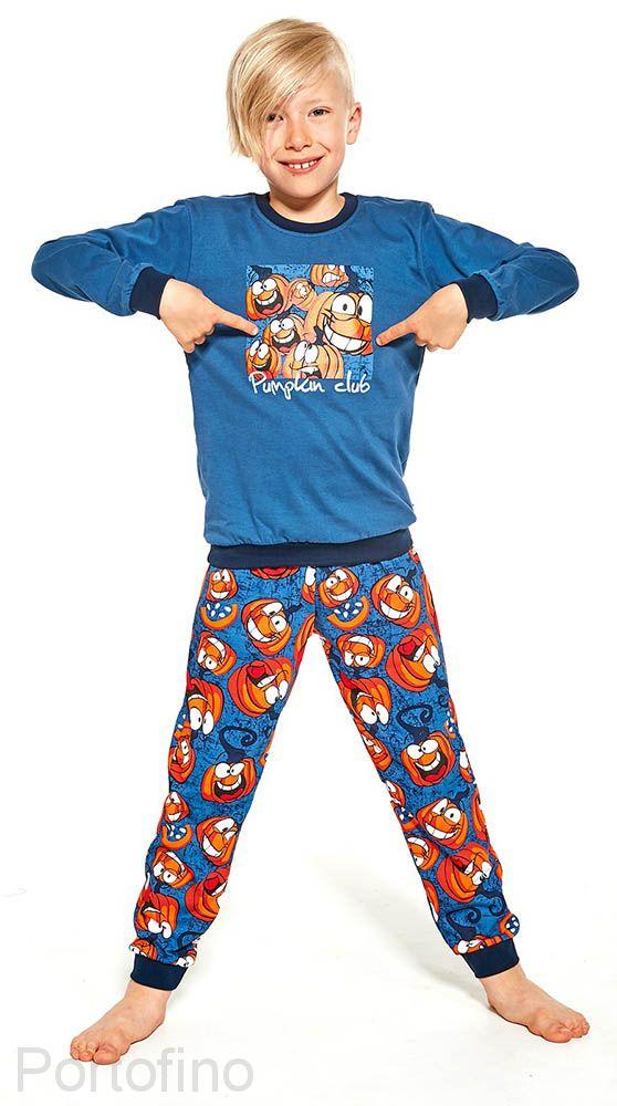 776-123 Пижама для мальчика Cornette
