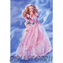 Коллекцционная кукла Барби Роза - Rose Barbie Doll