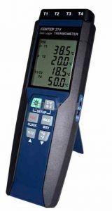 CENTER 374 Измеритель температуры