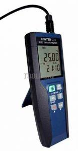 CENTER 375 Измеритель температуры