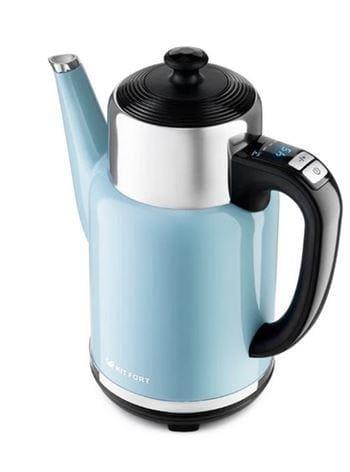 Чайник KitFort KT-668-5 (голубой)