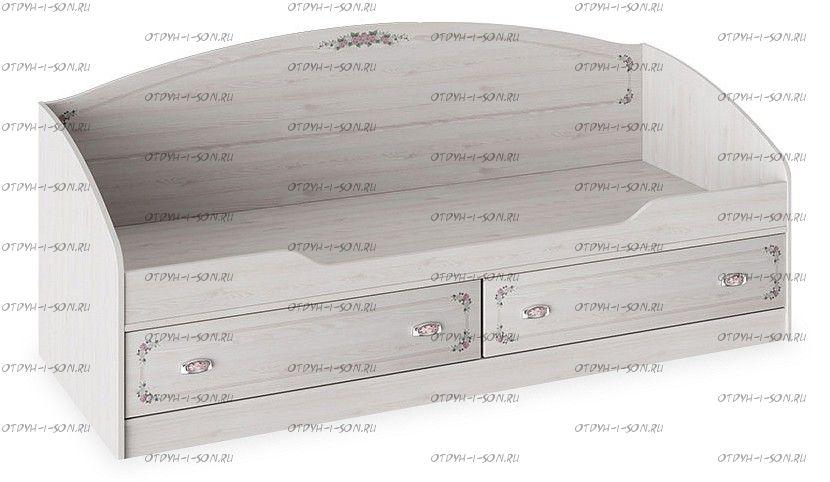 Кровать с 2-мя ящиками Ариэль»