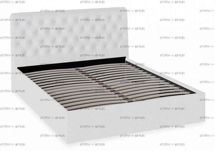Кровать Скарлет 160 Белая