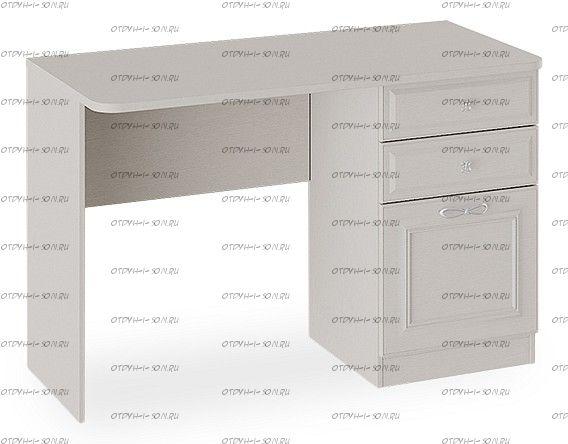 Стол с ящиками Сабрина (Кашемир) ТД-307.15.02