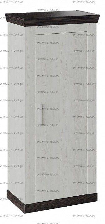 Шкаф для одежды Поланд винтерберг/Венге