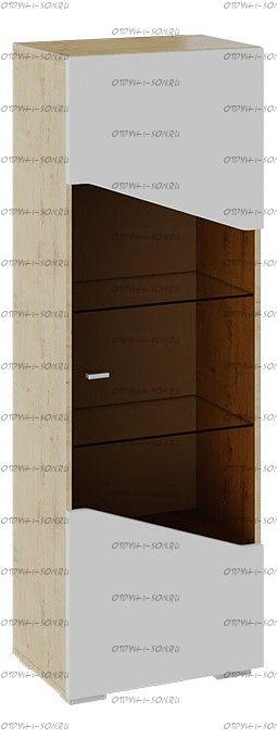 Шкаф для посуды Мартин НМ исп.2 Бунратти/ Слоновая кость