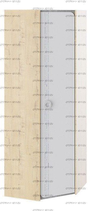 Шкаф угловой Мегаполис ТД-315.07.23 Бунратти/ Белый с рисунком