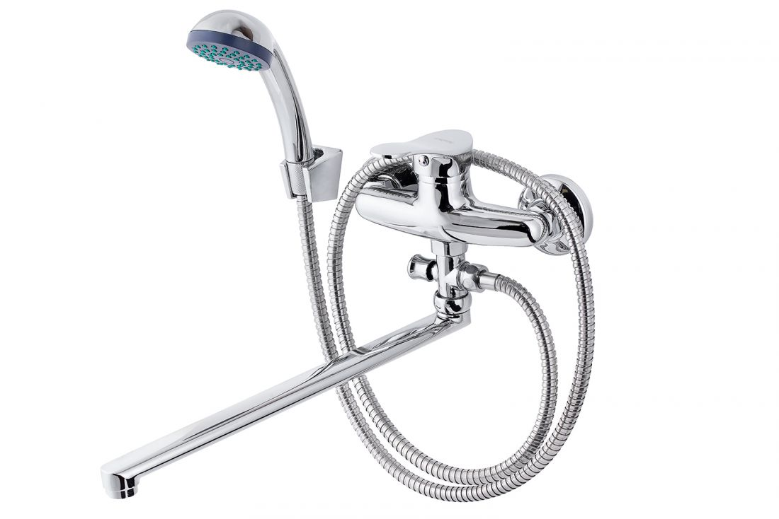 Смеситель для ванны с душем TSARSBERG TSB-935-3505 тип См-ВУОРНШлА