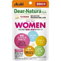 Asahi Dear-Natura Всё для женщин