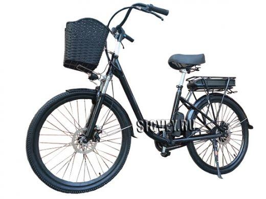 Электровелосипед Soler K1 2021