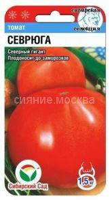 Томат Севрюга (Сибирский Сад)